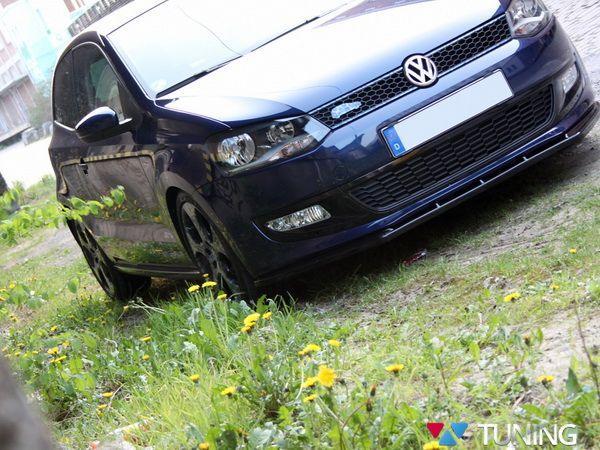 Сплиттер передний VW Polo Mk5 6R (2009-2014)