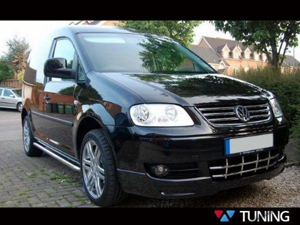 Накладка передняя VW Touran I (2003-2006) R-Line
