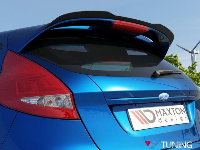 Накладка на спойлер FORD Fiesta Mk7 ST / ZETEC S