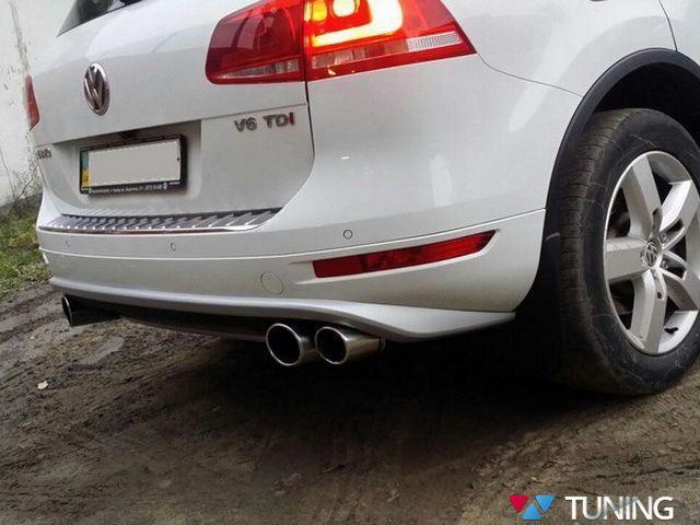 Насадки на глушитель VW Touareg II (2011-2015)