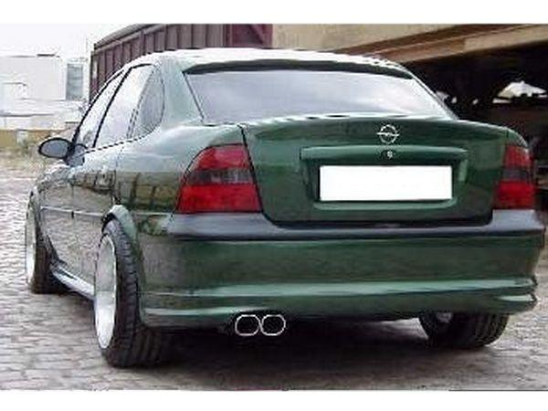 "Накладка задняя (юбка) OPEL Vectra B Sedan/ Hatchbac ""NK"""