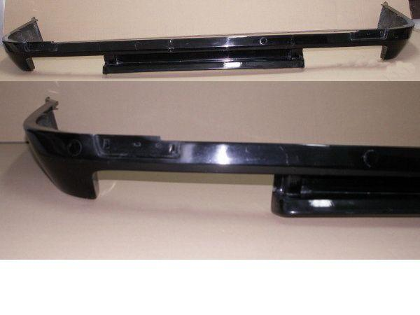 Накладка на задний бампер OPEL Vectra C Combi