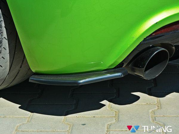 Задние угловые сплиттера VW Scirocco R (2008-2014)