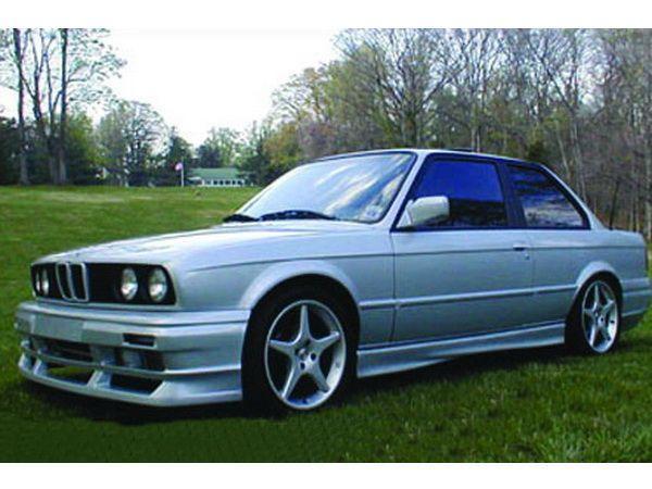 """Накладки на пороги BMW 3 E30 (1982-1994) """"M3"""""""