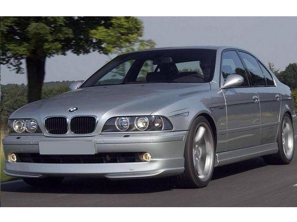 Накладки на боковые пороги BMW E39 - Schnitzer стиль 2