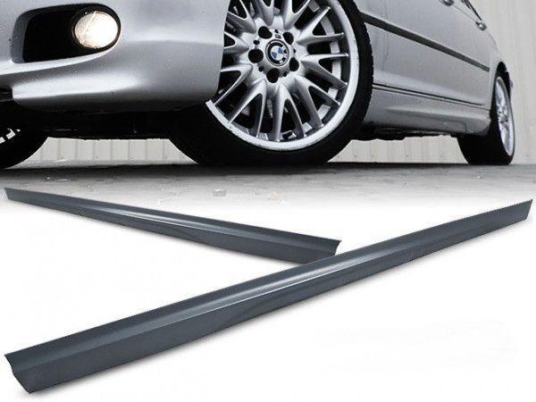 """Накладки на пороги BMW E46 Sedan """"M-Пакет"""""""