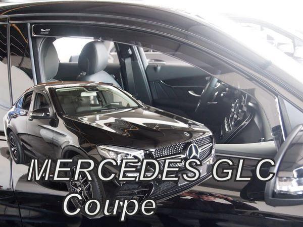 Ветровики MERCEDES GLC Coupe C253 - Heko 3