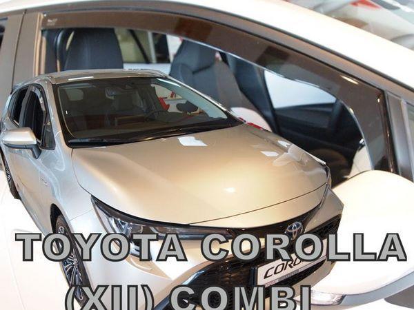 Ветровики TOYOTA Corolla XII (2019+) Combi - Heko 2