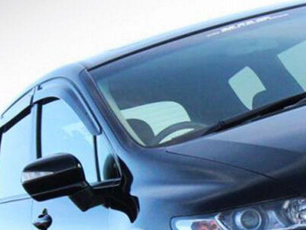 Ветровики HONDA Civic VIII Sedan - Hic (накладные) 2