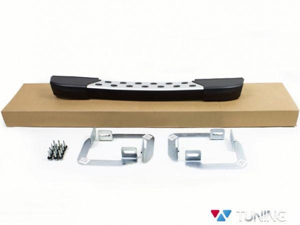 """Подножки боковые за задним колесом VW Crafter """"DOT Line"""""""
