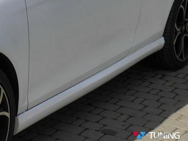 Накладки на пороги VW Eos (2006-2016)