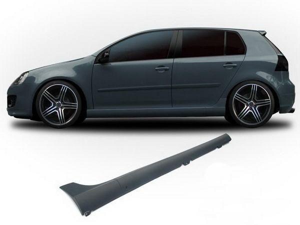 "Пороги боковые юбки VW Golf 5 5D HB ""GTI Design"""