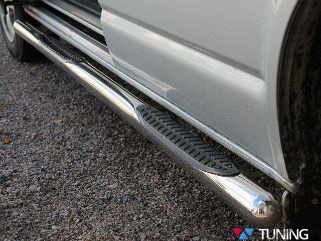 Боковые трубы VW T5 / T5+ (2003-2015) - пороги