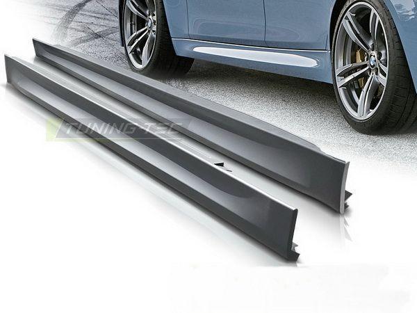 """Накладки на пороги BMW 3 F30 / F31 (2012-) """"M3-Style"""""""