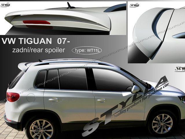 Спойлер VW Tiguan I (2007-2015) STYLLA