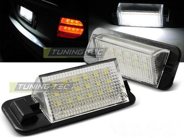 Подсветка номера BMW E36 LED