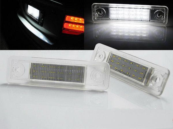 Подсветка номера LED OPEL Astra Corsa Omega Vectra Zafira