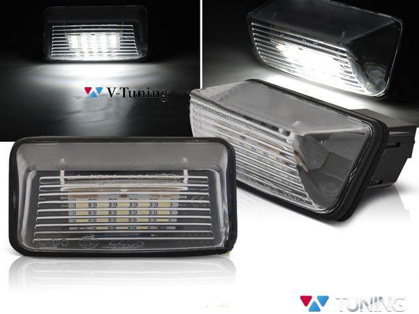 Подсветка заднего номера PEUGEOT 206 LED диодная