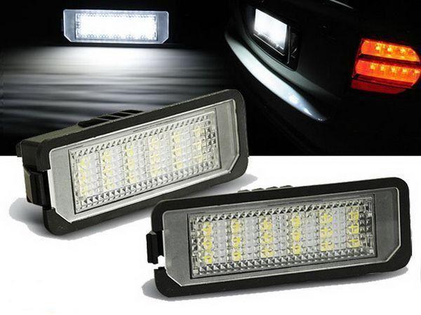 Подсветка номера VW Scirocco III (08-) CANBUS LED