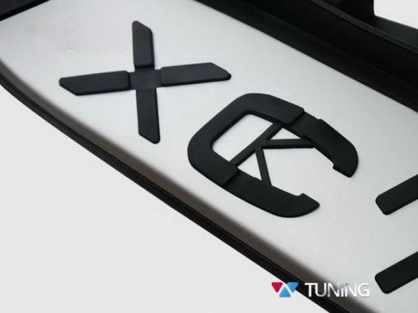 Пороги боковые VOLVO XC60 (2008-2013) оригинал стиль