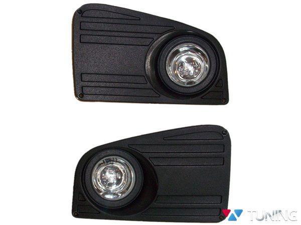 Противотуманки VW Crafter (2006-) галогенные