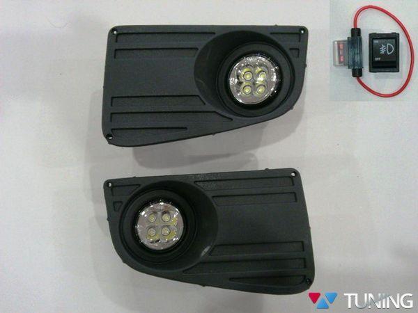 Противотуманки VW Crafter (2006-) LED-диодные