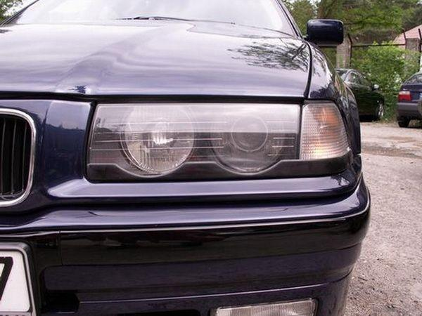 Реснички на фары нижние BMW E36 (1990-2000)