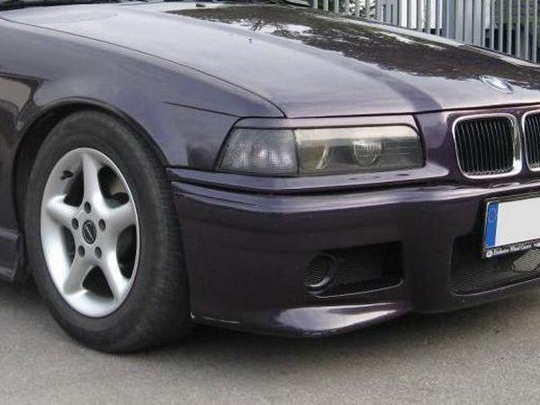 Реснички на фары BMW E36 (1990-2000) Sedan