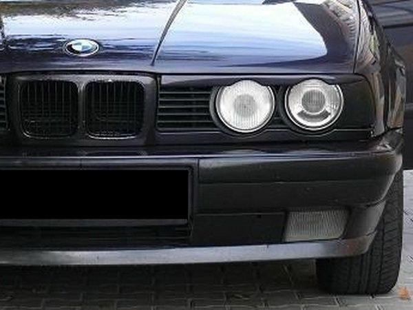 Реснички на фары BMW E34 (1988-1995) с вырезами