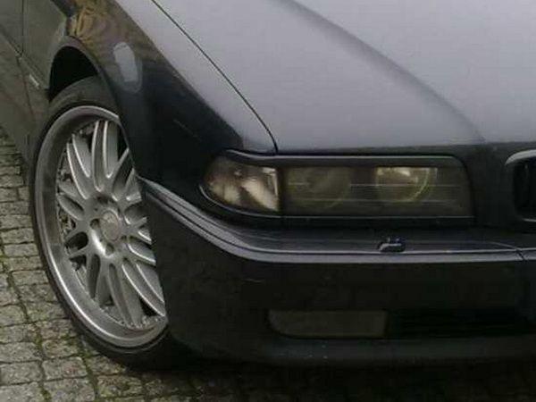 Реснички на фары BMW Serie 7 E38 (94-01) Sedan