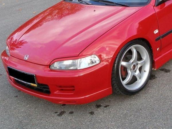 Реснички на фары HONDA Civic V (1991-1995)