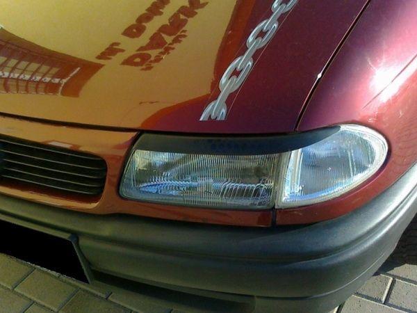 Реснички прямы OPEL Astra F FL (1994-1998)