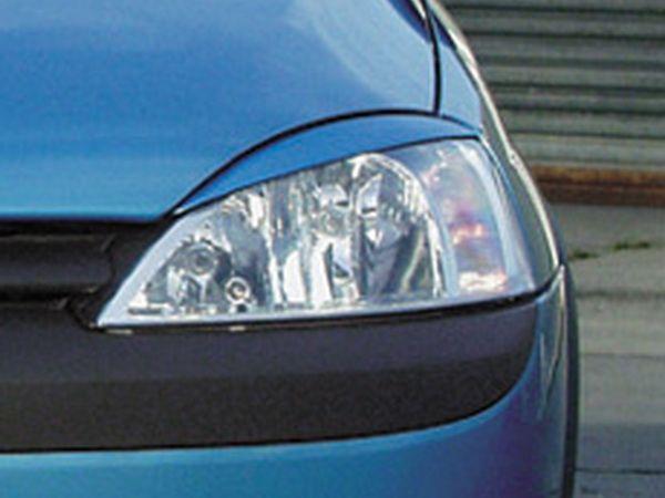 Реснички на фары OPEL Corsa B (1993-2000)