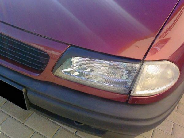 Реснички угловые OPEL Astra F FL (94-98)