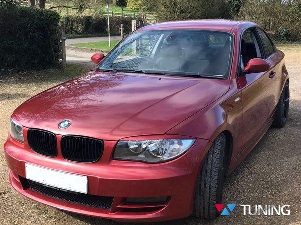 Реснички на фары BMW E87 (2004-2011) - фото #3
