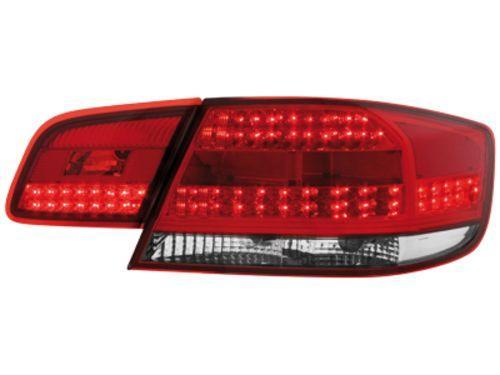Фонари задние BMW E92 (06-10) КРАСНО/ПРОЗРАЧНЫЕ