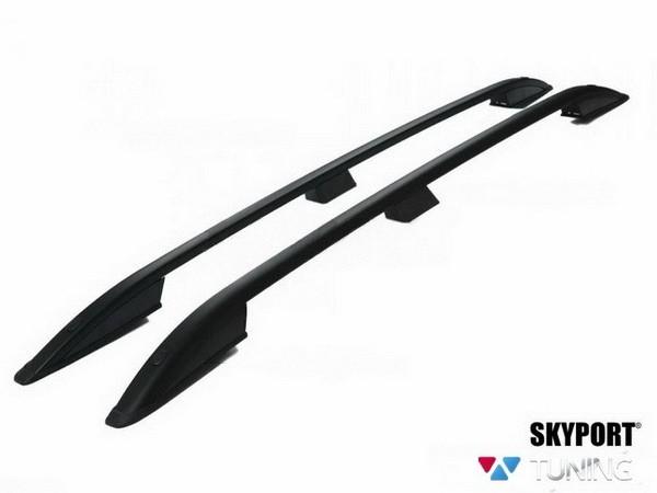 Рейлинги MERCEDES Citan W415 - SKYPORT чёрные 1