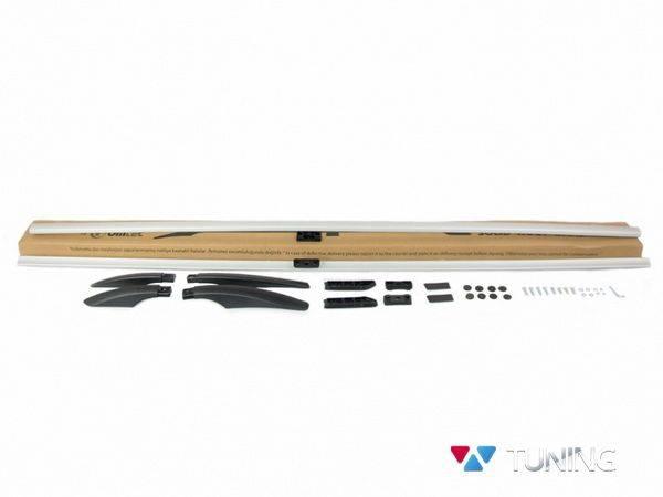 Рейлинги MERCEDES Vito / V-Class W447 (2014-) - хром 3