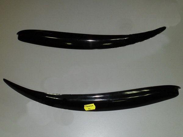 Реснички на фары OPEL Omega B (1994-2003)