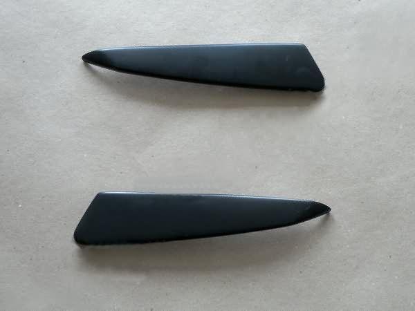 Реснички на фары OPEL Vectra C (02-05) короткие