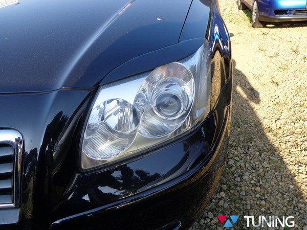 Реснички TOYOTA Avensis II (2003-2006) ABS