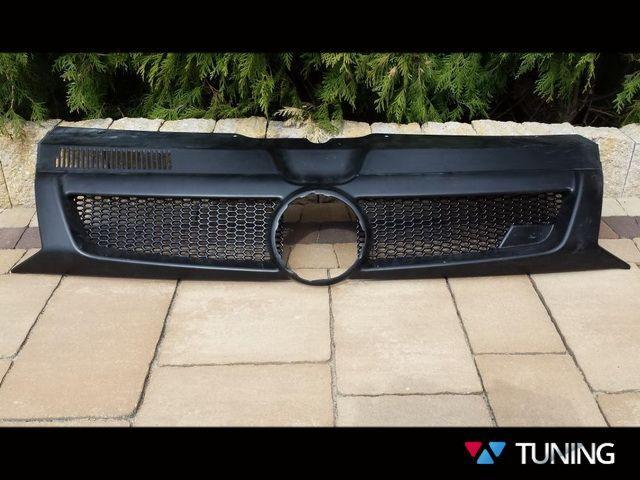 Решётка радиатора VOLKSWAGEN T5+ рестайлинг - ABT стиль - фото #3
