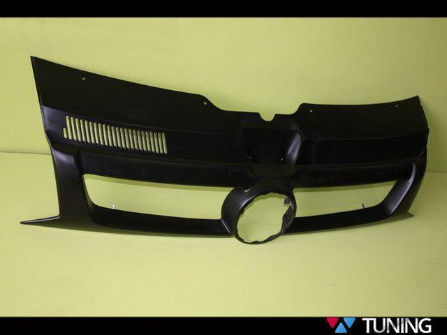 Решётка радиатора VOLKSWAGEN T5+ рестайлинг - ABT стиль - фото #4
