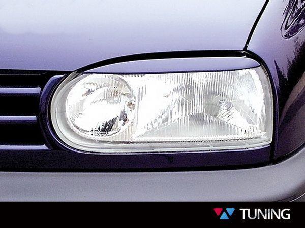 Реснички на фары VW Golf III (1991-1999)
