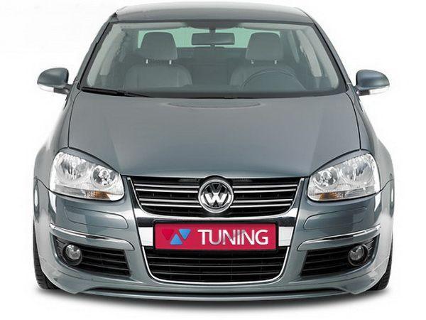 Реснички на фары VW Golf V (03-08) ABS