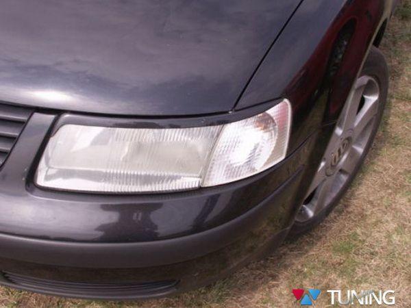 Реснички на фары VW Passat B5 3B (1996-2001)