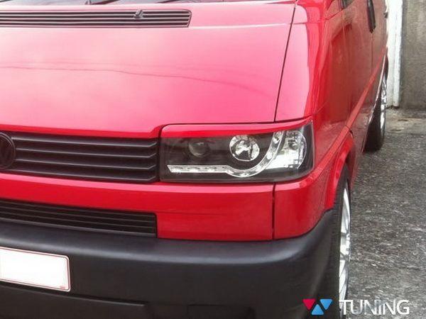 Реснички VW T4 Transporter (1990-2003) косые
