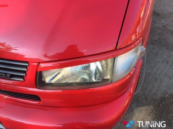 Реснички VW T4 Caravelle / Multivan (96-03) стекловолокно