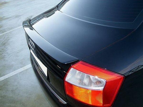 Спойлер багажника лип AUDI A4 B6 (2000-2004) Sedan