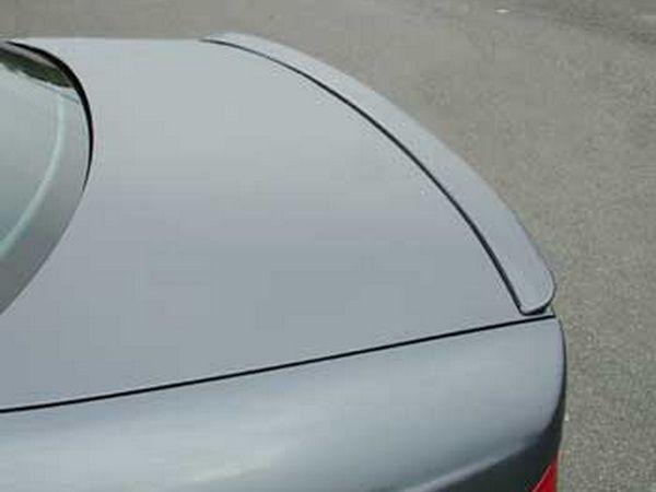 Спойлер багажника лип (резиновый) BMW E46